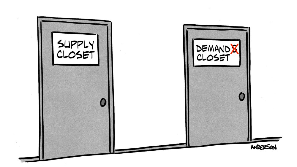 supply and demands